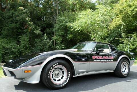 1978 Chevrolet Corvette for sale at The Motor Collection in Columbus OH