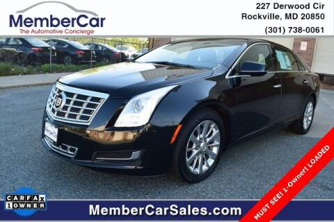 2014 Cadillac XTS Pro for sale at MemberCar in Rockville MD