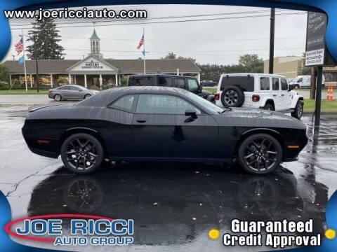 2019 Dodge Challenger for sale at JOE RICCI AUTOMOTIVE in Clinton Township MI