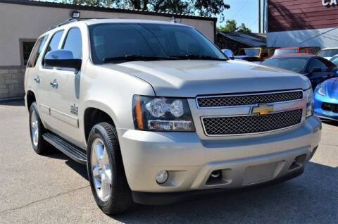 2013 Chevrolet Tahoe for sale at LAKESIDE MOTORS, INC. in Sachse TX