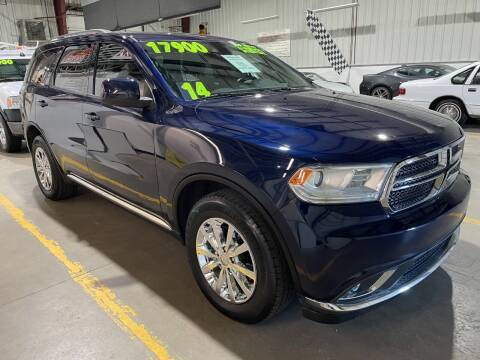 2014 Dodge Durango for sale at Motor City Auto Auction in Fraser MI