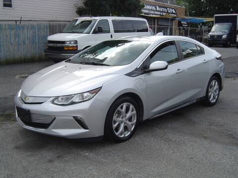 2017 Chevrolet Volt for sale at Reliable Car-N-Care in Staten Island NY