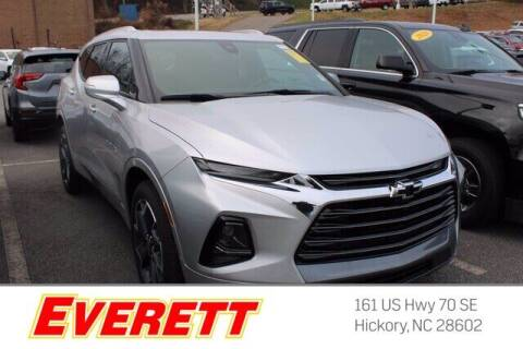 2019 Chevrolet Blazer for sale at Everett Chevrolet Buick GMC in Hickory NC