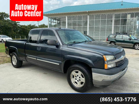 2005 Chevrolet Silverado 1500 for sale at Autoway Auto Center in Sevierville TN