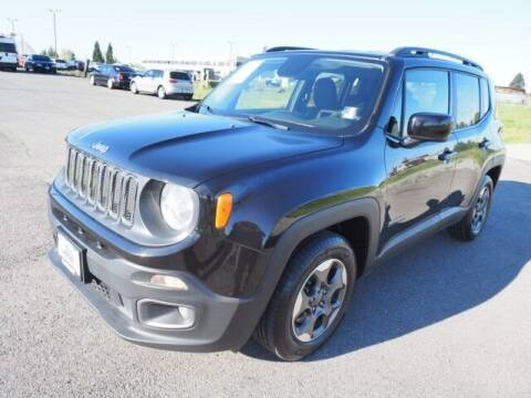 2016 Jeep Renegade for sale at Karmart in Burlington WA