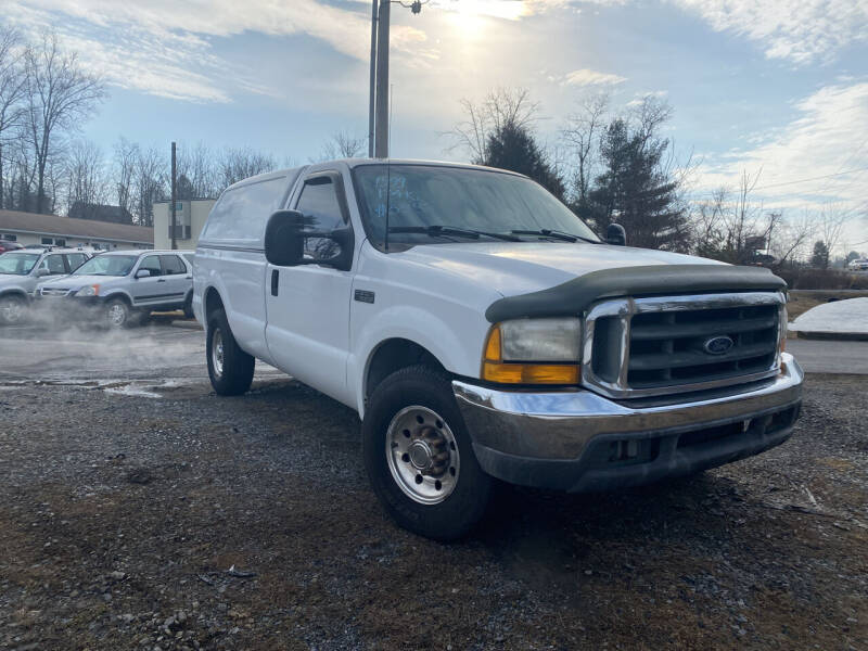 1999 Ford F-250 Super Duty for sale at Deals On Wheels LLC in Saylorsburg PA