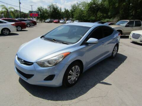 2012 Hyundai Elantra for sale at S & T Motors in Hernando FL