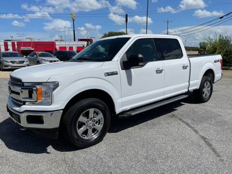 2018 Ford F-150 for sale at Modern Automotive in Boiling Springs SC