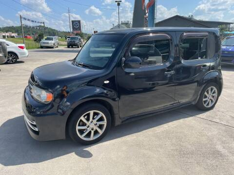 2010 Nissan cube for sale at Autoway Auto Center in Sevierville TN