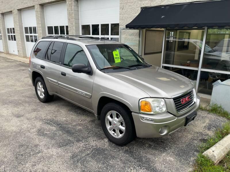 2003 GMC Envoy for sale at Cresthill Auto Sales Enterprises LTD in Crest Hill IL