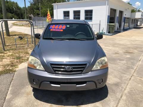 2008 Kia Sorento for sale at Moye's Auto Sales Inc. in Leesburg FL