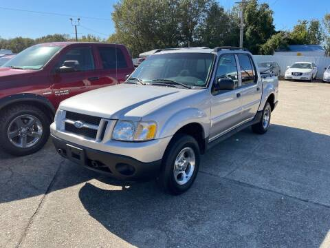 2005 Ford Explorer Sport Trac for sale at Greg's Auto Sales in Poplar Bluff MO