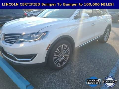 2017 Lincoln MKX for sale at PHIL SMITH AUTOMOTIVE GROUP - Tallahassee Ford Lincoln in Tallahassee FL