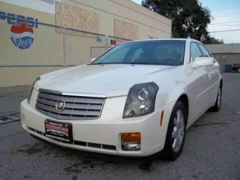 2005 Cadillac CTS for sale at Top Notch Auto Sales in San Jose CA