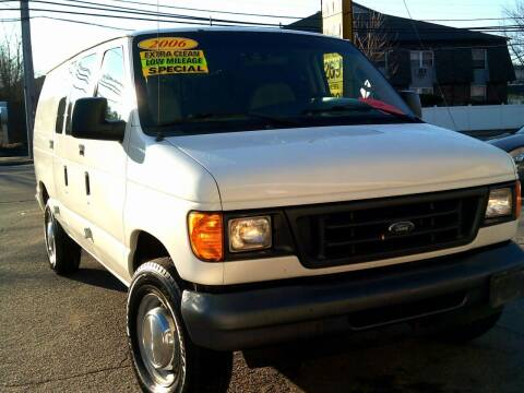 2006 Ford E-Series Cargo for sale at Trust Petroleum in Rockland MA