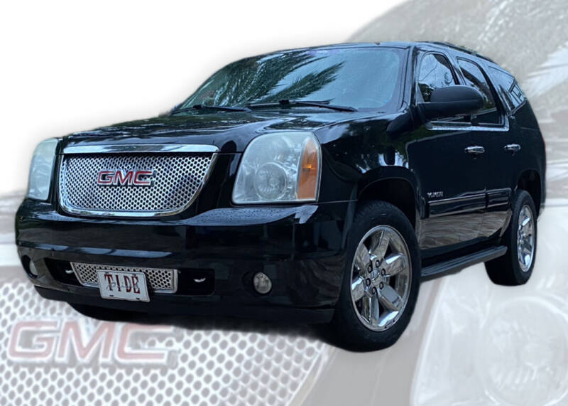 2011 GMC Yukon for sale at INTERNATIONAL AUTO BROKERS INC in Hollywood FL