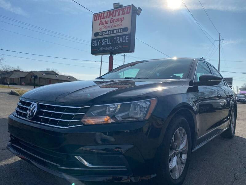 2016 Volkswagen Passat for sale at Unlimited Auto Group in West Chester OH