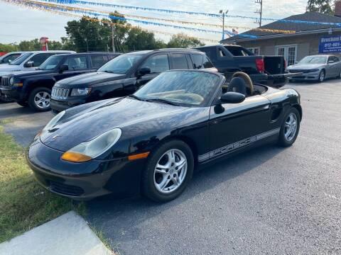 1998 Porsche Boxster for sale at Brucken Motors in Evansville IN