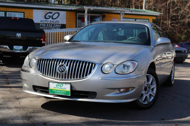 2008 Buick LaCrosse for sale at Go Auto Sales in Gainesville GA