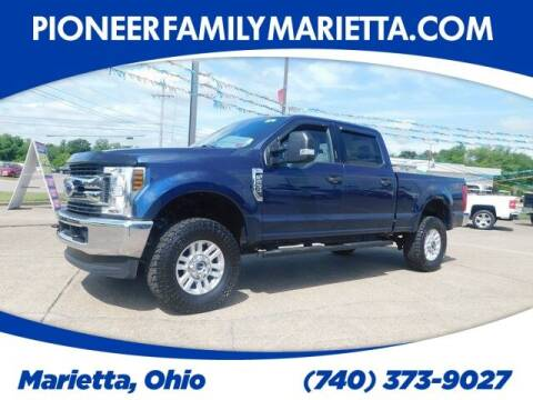 2018 Ford F-250 Super Duty for sale at Pioneer Family preowned autos in Williamstown WV