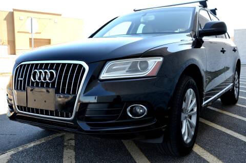 2014 Audi Q5 for sale at Wheel Deal Auto Sales LLC in Norfolk VA