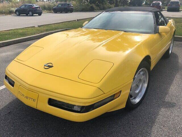 1992 Chevrolet Corvette for sale at CarNYC.com in Staten Island NY