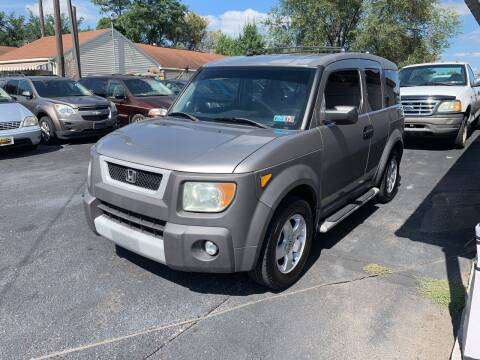 2003 Honda Element for sale at Credit Connection Auto Sales Dover in Dover PA