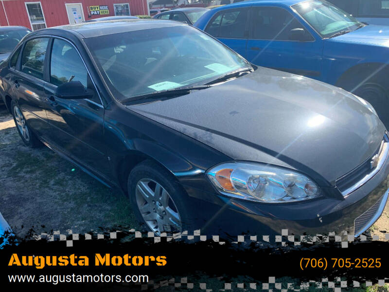 2015 Chevrolet Impala Limited for sale at Augusta Motors in Augusta GA