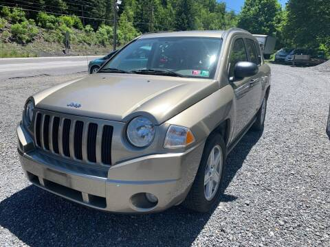 2007 Jeep Compass for sale at JM Auto Sales in Shenandoah PA