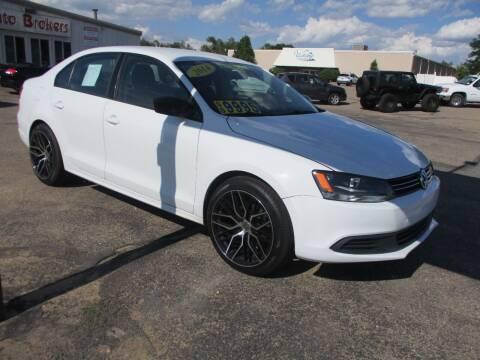 2014 Volkswagen Jetta for sale at Advantage Auto Brokers Inc in Greeley CO