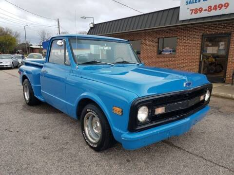 1970 Chevrolet C/K 10 Series for sale at Raleigh Motors in Raleigh NC