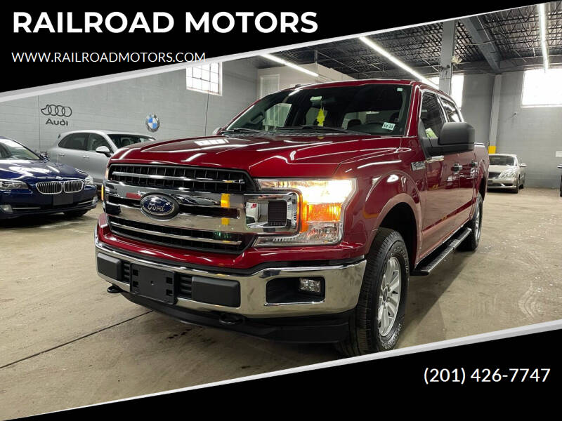 2018 Ford F-150 for sale in Hasbrouck Heights, NJ