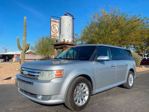 2011 Ford Flex for sale at Double H Auto Exchange in Queen Creek AZ