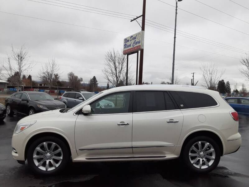 2014 Buick Enclave for sale at New Deal Used Cars in Spokane Valley WA