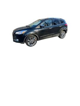 2015 Ford Escape for sale at Averys Auto Group in Lapeer MI