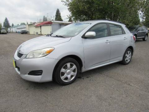 2009 Toyota Matrix for sale at Triple C Auto Brokers in Washougal WA