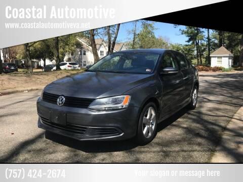 2011 Volkswagen Jetta for sale at Coastal Automotive in Virginia Beach VA