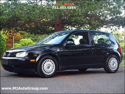 1999 Volkswagen Golf for sale at M2 Auto Group Llc. EAST BRUNSWICK in East Brunswick NJ