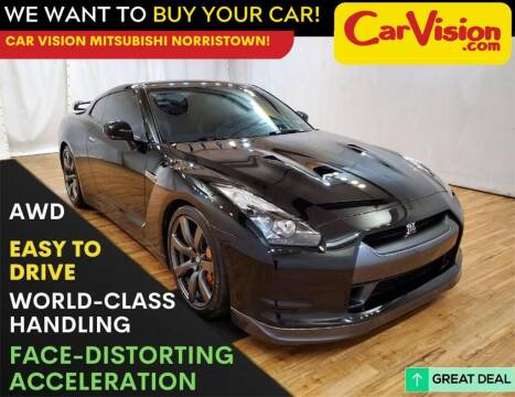 2009 Nissan GT-R for sale at Car Vision Mitsubishi Norristown in Trooper PA