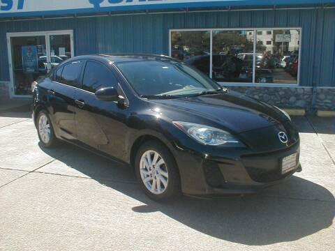 2012 Mazda MAZDA3 for sale at Dick Vlist Motors, Inc. in Port Orchard WA