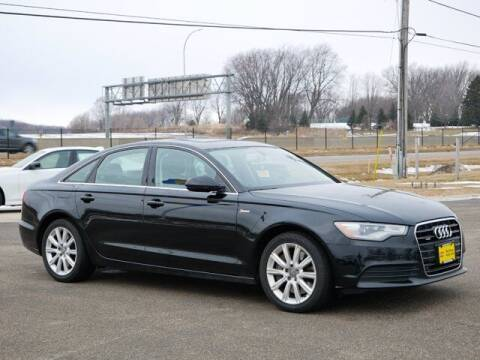 2013 Audi A6 for sale at Park Place Motor Cars in Rochester MN