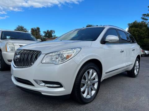 2017 Buick Enclave for sale at Upfront Automotive Group in Debary FL