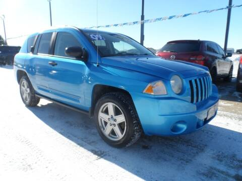 2009 Jeep Compass for sale at America Auto Inc in South Sioux City NE