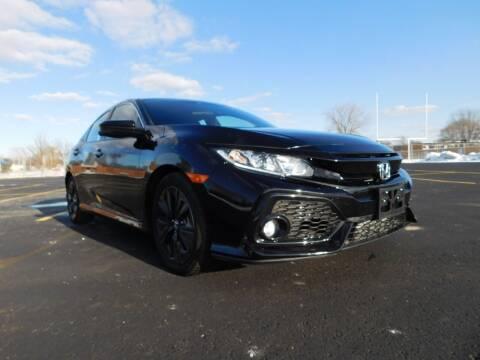 2019 Honda Civic for sale at Spectrum Autoworks Inc in Oak Park MI