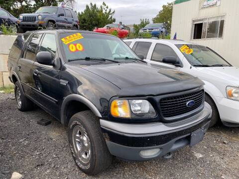 2000 Ford Expedition for sale at Noah Auto Sales in Philadelphia PA