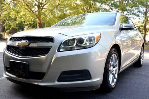 2013 Chevrolet Malibu for sale at Wheel Deal Auto Sales LLC in Norfolk VA