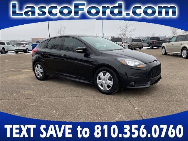 2013 Ford Focus for sale at Lasco of Grand Blanc in Grand Blanc MI