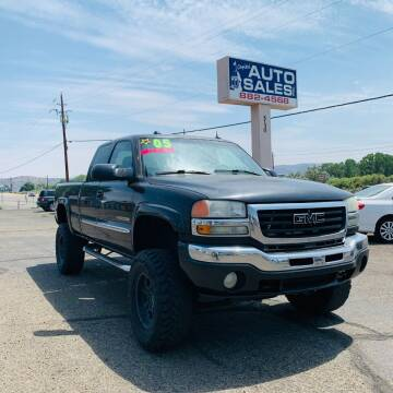 2005 GMC Sierra 2500HD for sale at Capital Auto Sales in Carson City NV