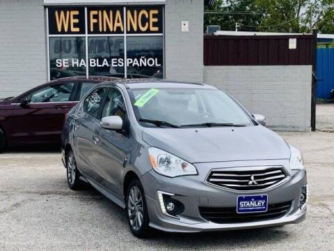 2017 Mitsubishi Mirage G4 for sale at Stanley Automotive Finance Enterprise - STANLEY FORD ANDREWS in Andrews TX