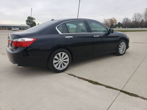 2015 Honda Accord for sale at BROTHERS AUTO SALES in Eagle Grove IA